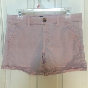 American eagle outfitters stretch mid shorts